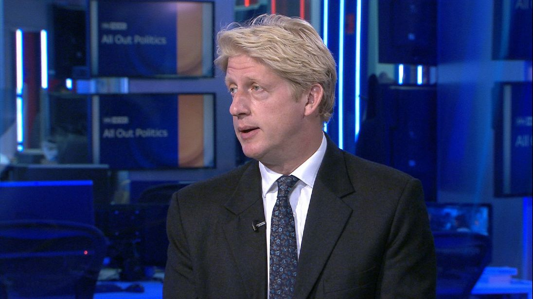 Universities Minister, Jo Johnson says tuition fees are needed to allow disadvantaged people the chance to go to university.