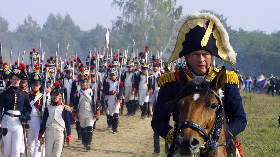 Napolean hadn't quite faced his Waterloo when UK productivity was last so poor