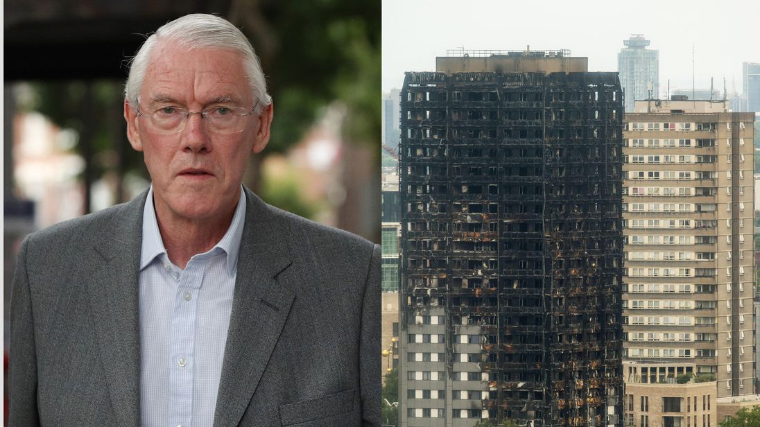 Sir Martin Moore-Bick and Grenfell Tower
