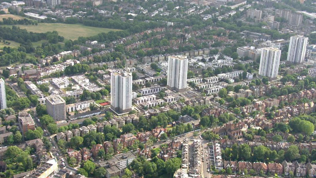 Camden Borough Council has now said it is safe to return to the Chalcots Estate