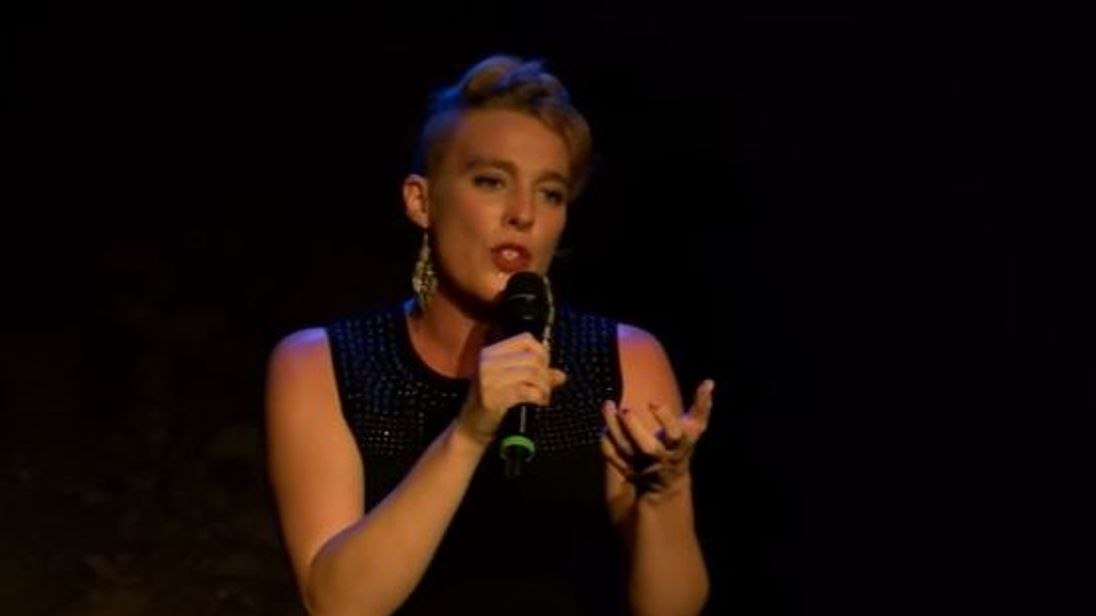 The singer, who released an album this year, had uploaded several of her songs onto her You Tube page
