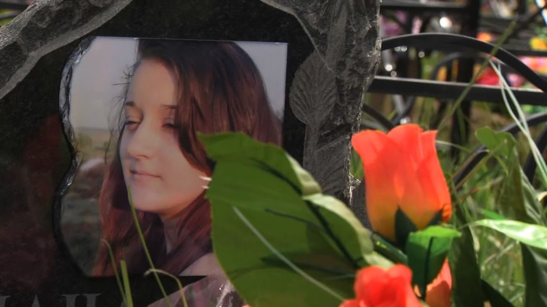 Diana Pestov, a 16-year-old victim of the Blue Whale online death game