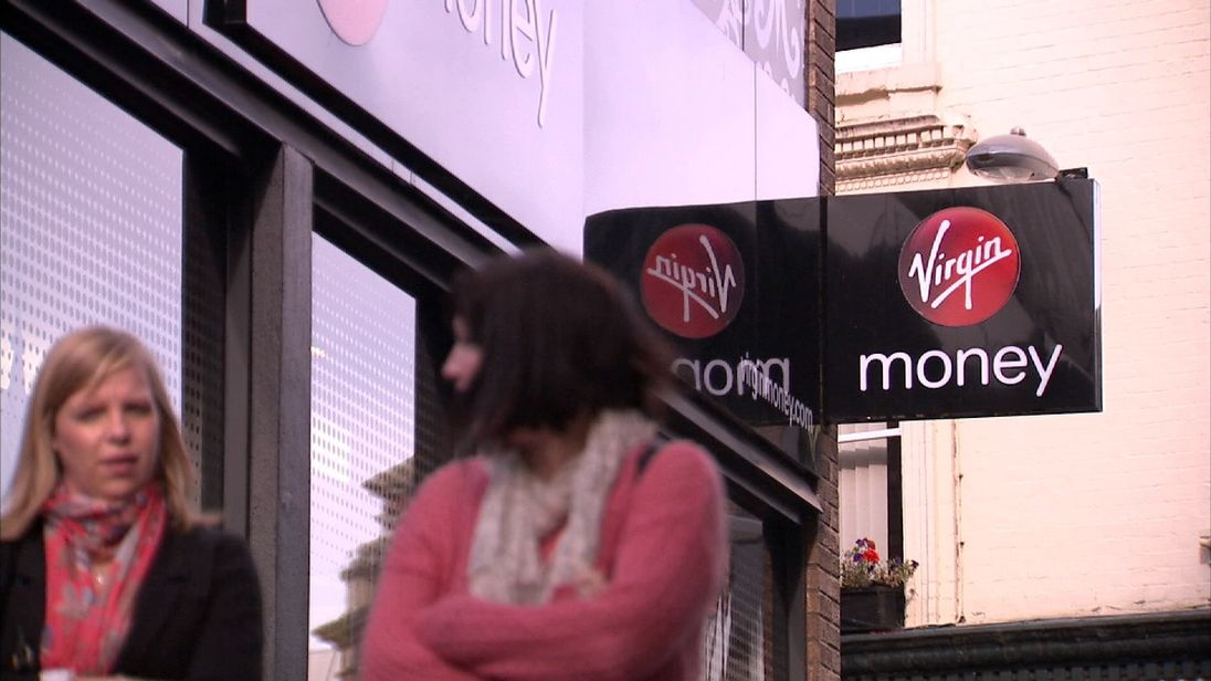 Virgin Money is a challenger bank in the UK