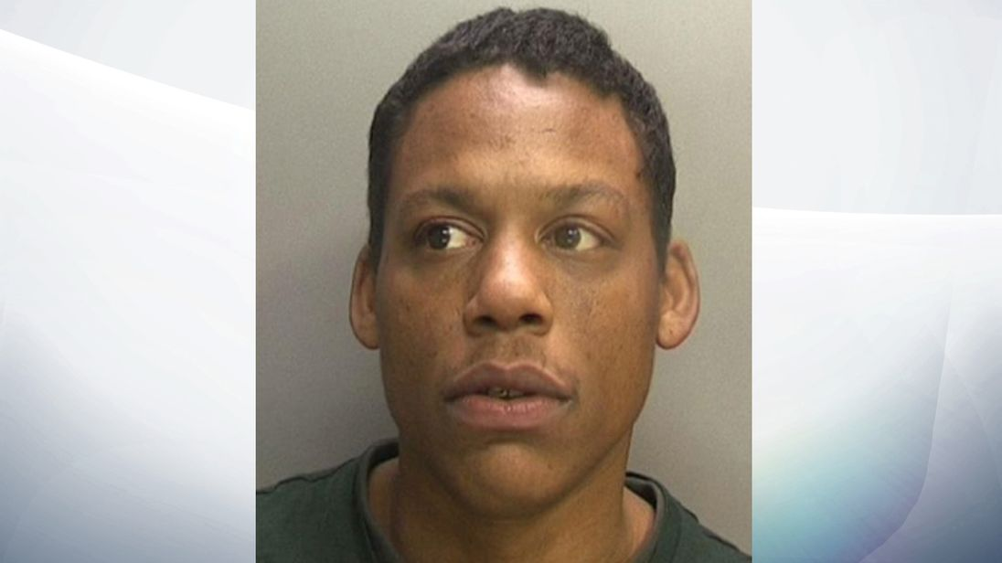 Tyrone Dorsett was jailed for 12 years at Birmingham Crown Court