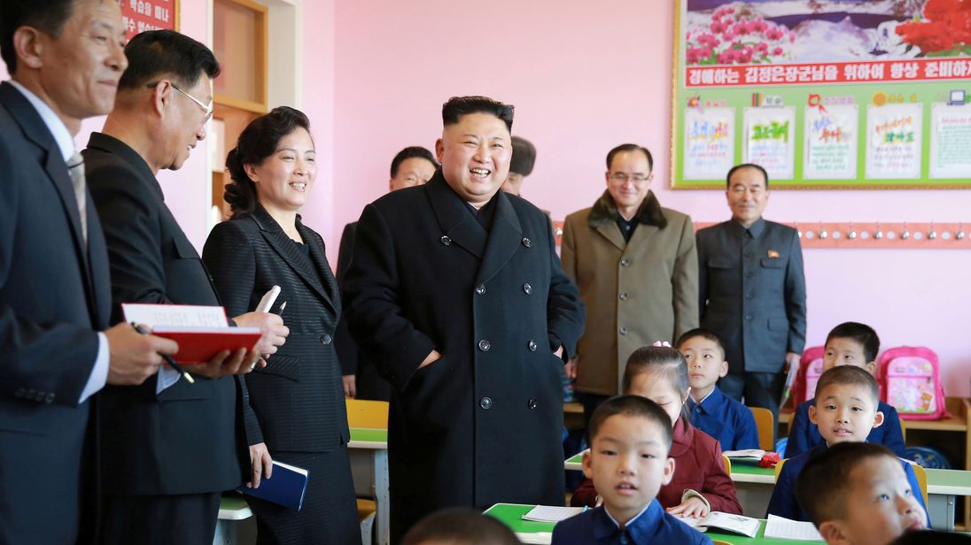 North Korea executes rice thieves and pimps on school ...
