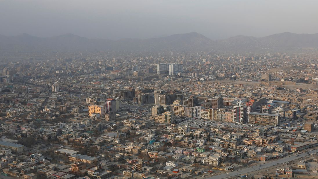 Afghan Officials: Gunmen Attack Kabul Hotel, Battling Security Forces
