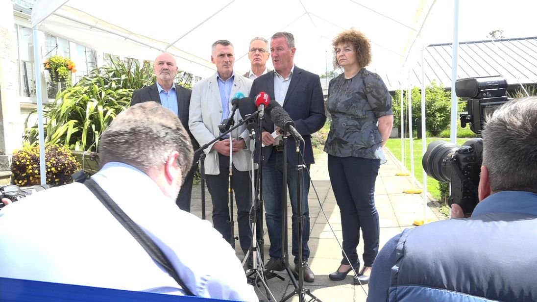 Sinn Fein Stormont Power Sharing Deal Unlikely In Short Term