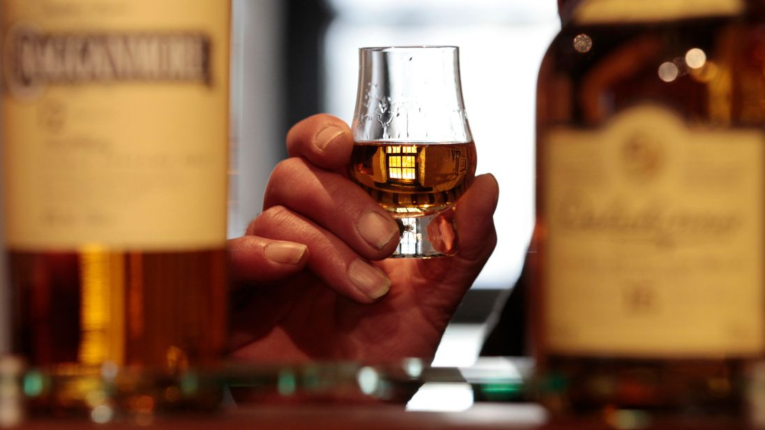 Scotland to start minimum alcohol-pricing aimed at health improvement