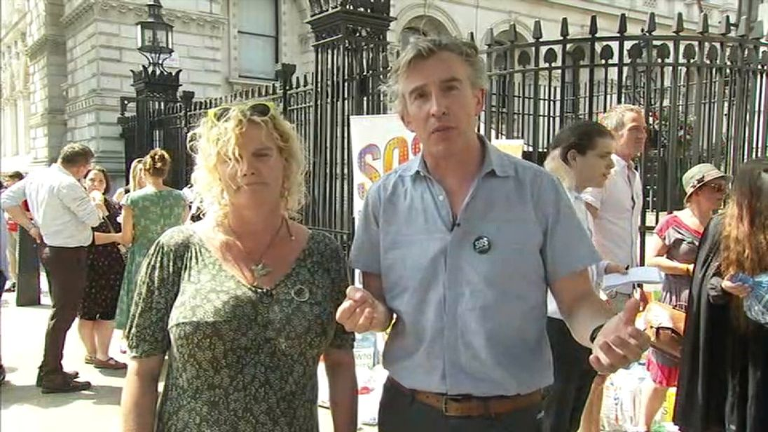 Writer, comedian, actor, producer and campaigner Steve Coogan laments government's attitude to state education