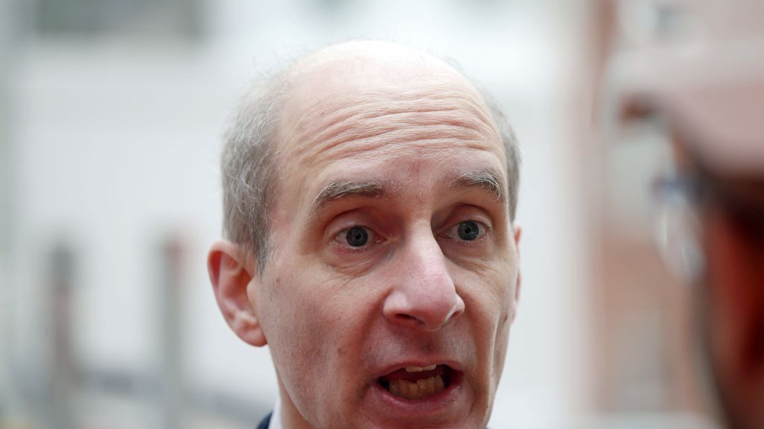 Government advisor Lord Adonis
