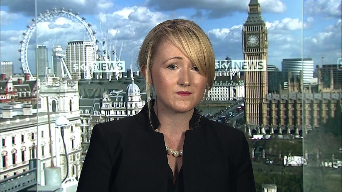 Shadow business secretary Rebecca Bailey-Long says workers must be protected