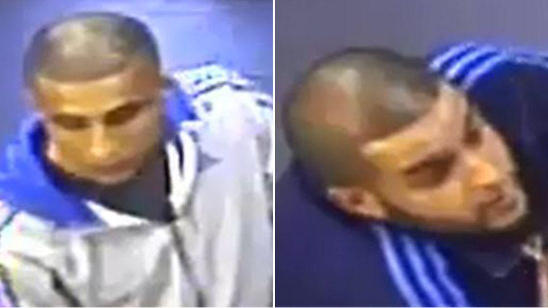 Birmingham rape suspects composite CCTV released by police
