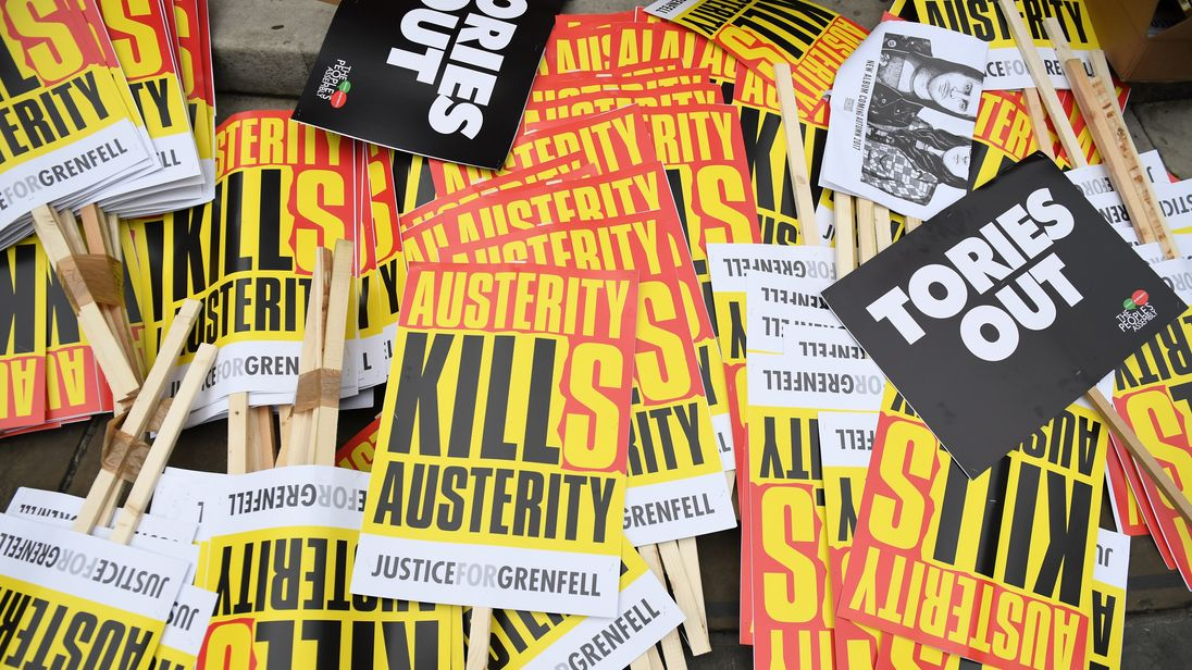 Politicians seem to have accepted that Britons have grown tired of austerity