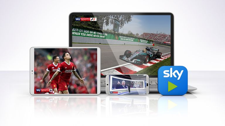 Sky Go | Watch Sky Sports | News, Live Sports, TV Shows