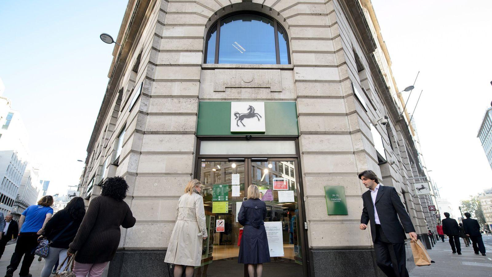 Lloyds shareholders lose legal challenge over HBOS merger