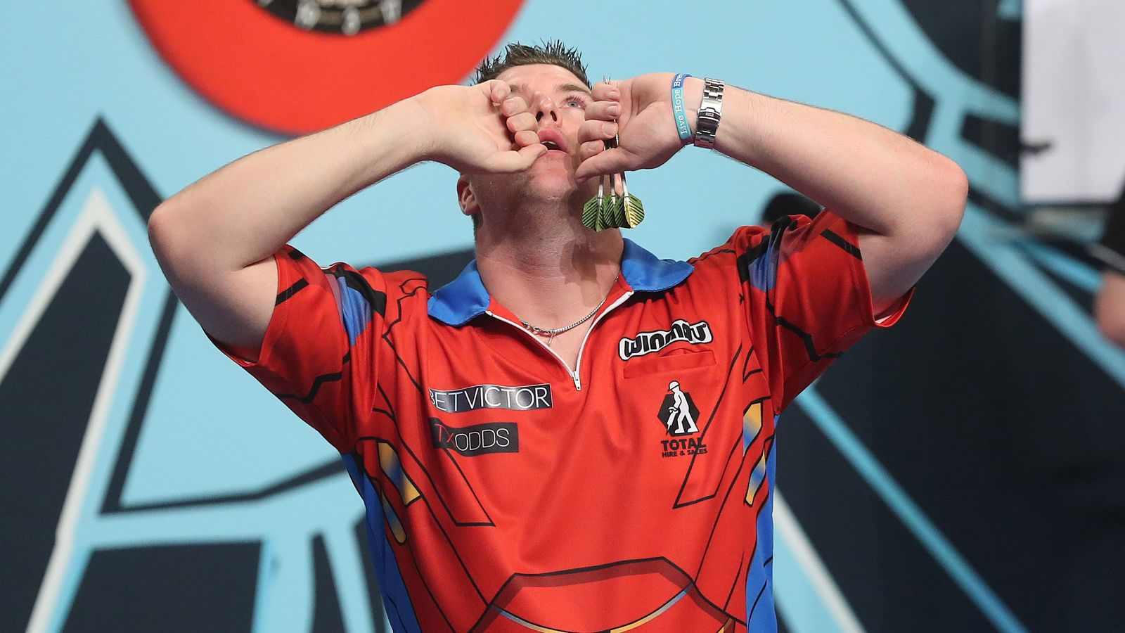 daryl gurney and peter wright progress to world matchplay semi