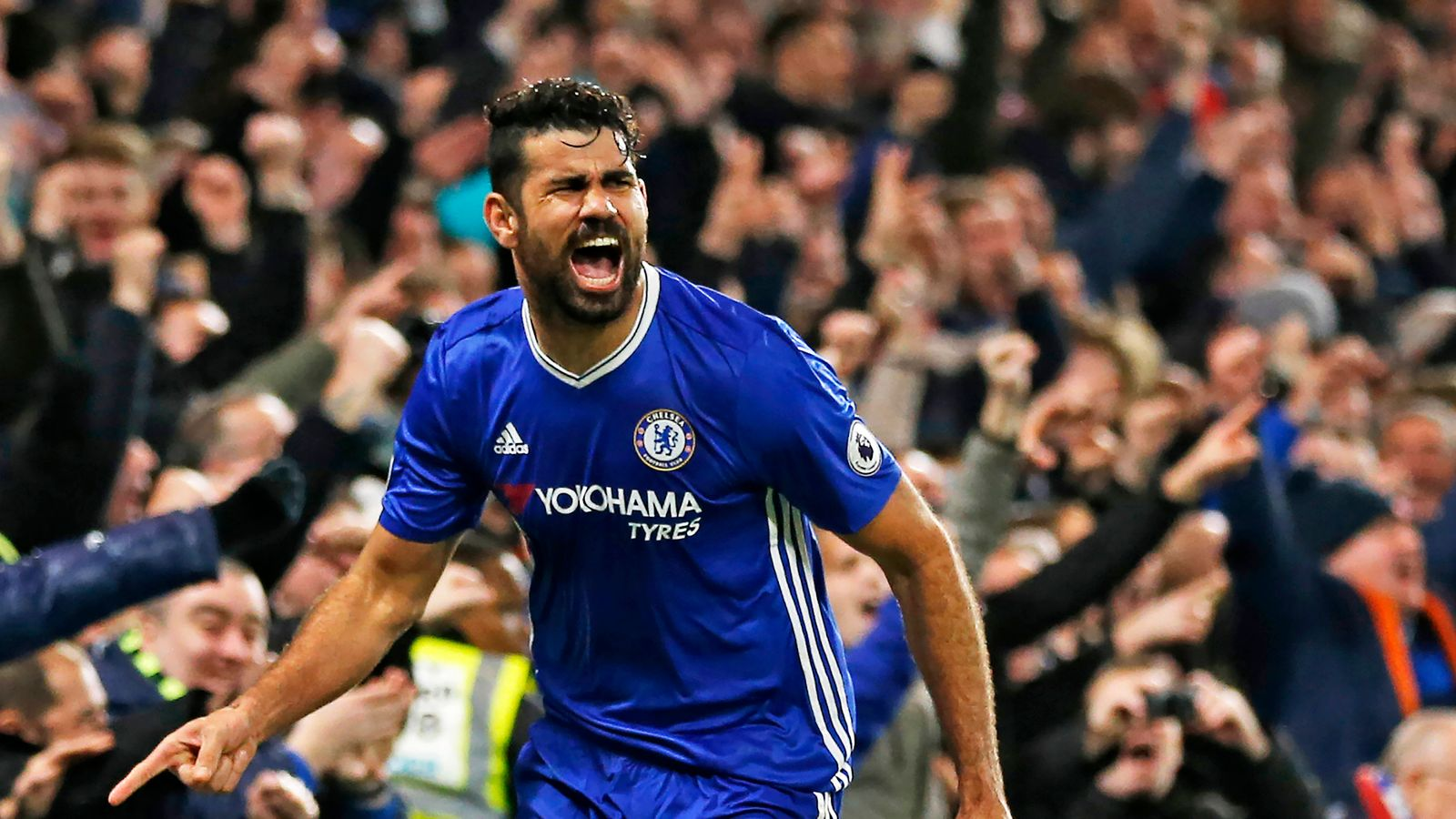 Diego Costa absent from start of Chelsea s pre season