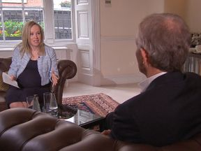 Sophy Ridge interviews Tony Blair