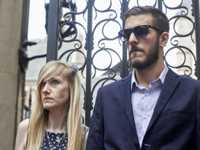 Charlie's parents, Connie Yates and Chris Gard, will return to court on Monday