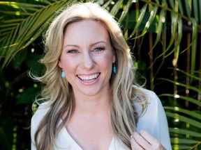 Justine Damond, also known as Justine Ruszczyk, from Sydney,in 2015. Pic: Stephen Govel Photography/Reuters
