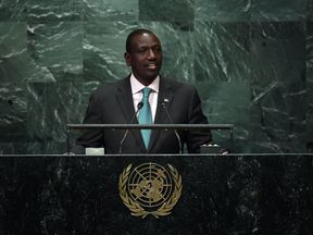 Vice President William Ruto was targeted by gunmen on Saturday