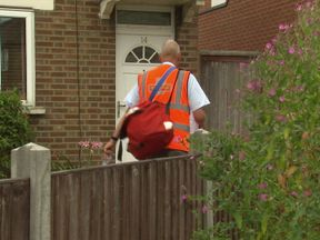 Royal Mail says there are seven dog attacks every day on delivery staff