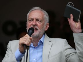 Corbyn says he would confront Trump over climate change