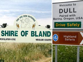 Bland (pic: Tai McQueen), Dull and Boring