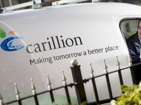 Carillion is a FTSE 250 company. Pic: Carillion
