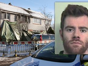 Blair Logan, who has admitted murdering his brother Cameron Logan