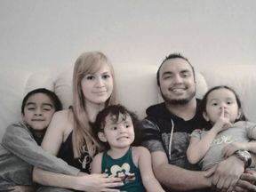 Garnica family died in Arizona flood - husband still missing.