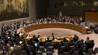 The United Nations Security Council may be asked to impose further sanctions