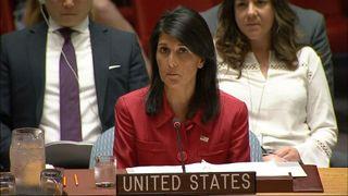US ambassador to UN talks tough on North Korea