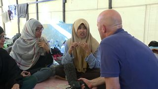 Three women explain why they  travelled to Islamic State-controlled territory.