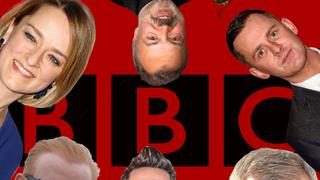 BBC top earners