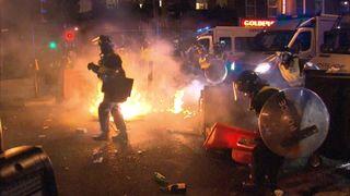 Hackney riot