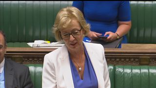 Andrea Leadsom slips up an says Jane Austen is still alive