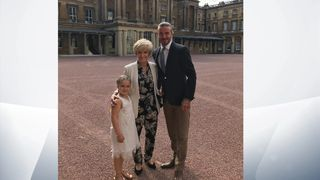 Harper Beckham's 6th birthday party was held at Buckingham Palace, but it's led to criticism that it is not the best place to hold the event.