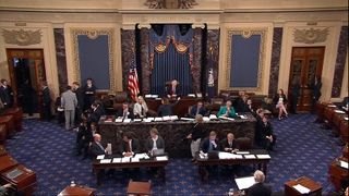 Protests erupt in US senate as debate begins on whether to repeal Obamacare
