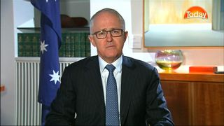 Australian prime minister Malcolm Turnbull is demanding answers