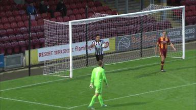 Bradford 0-4 Newcastle