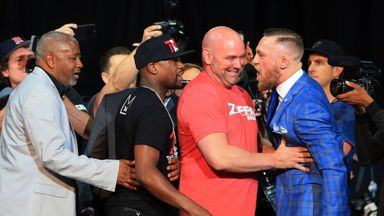 'McGregor will fight anyone'