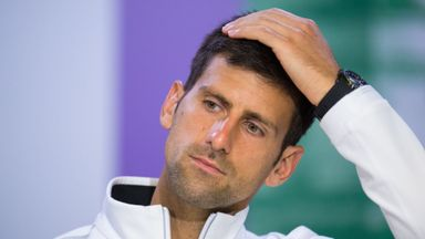 Djokovic misses rest of season