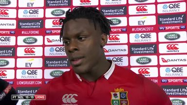 Itoje: Best time of my life