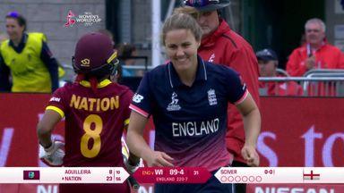 England Women beat West Indies