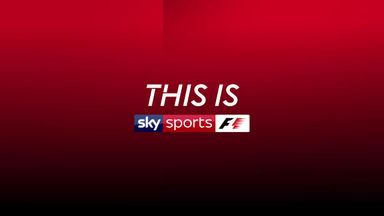 This is Sky Sports F1