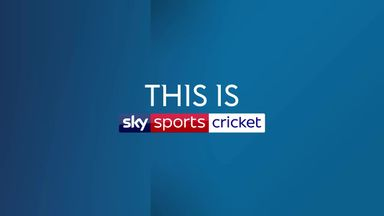 This is Sky Sports Cricket