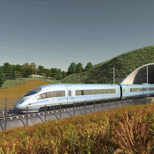 Parliament was 'misled' over true cost of HS2, rogue report claims