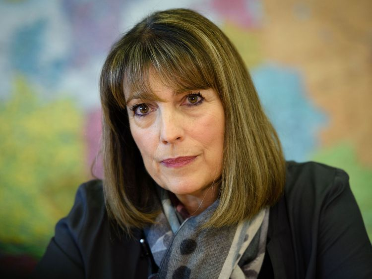 Easyjet's chief executive, Carolyn McCall