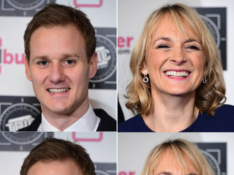Dan Walker says Louise Minchin earns 'exactly the same' for hosting Breakfast
